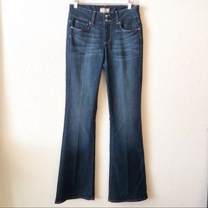 Paige H.H. Bootcut Jeans Sz 27 from Anthropology